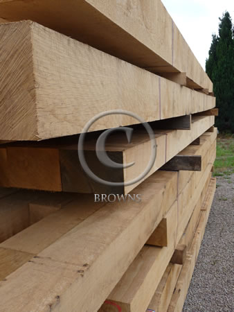 Browns Carpentry Joinery And Oak Timber Oak Beams And