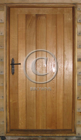 ED5 Oak flb door