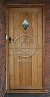 exterior oak stable door