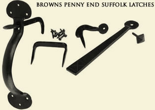 suffolk latch door set