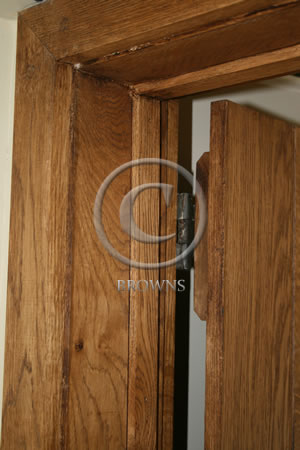 Browns Oak Skirting Linings And Architrave
