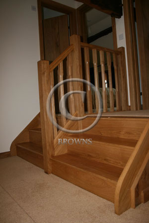 Bespoke staircases