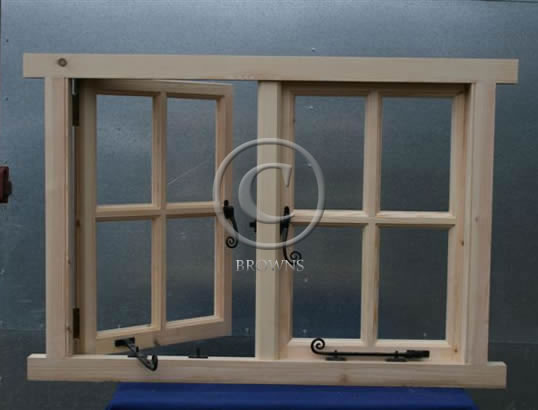Browns Quality Oak Window Service